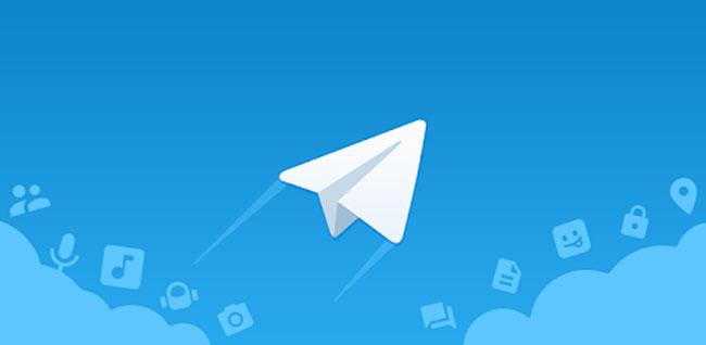 логотип телеграма